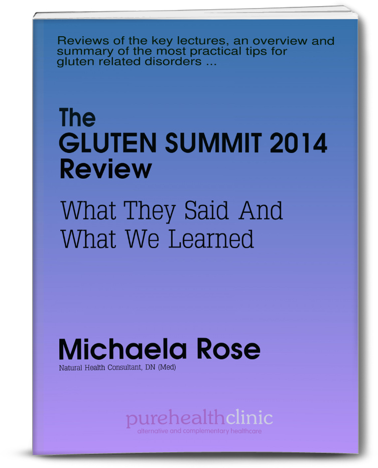Gluten ESummit 2014 cover